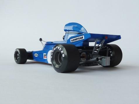 Tyrrell 005 (1972; Stewart)