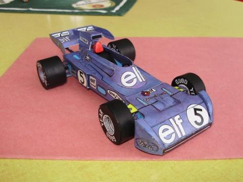 Tyrrell 005,R.Vyškovský