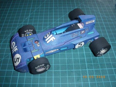 Tyrrell 005
