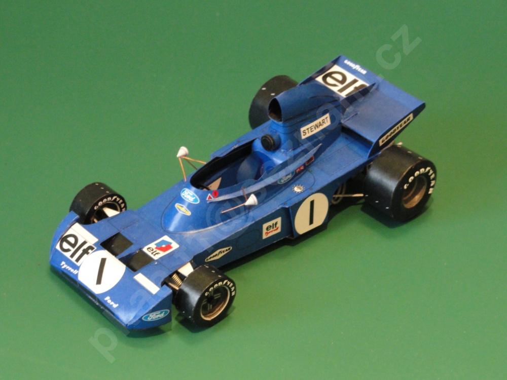 Tyrrell 005, Vc Kanady 1972