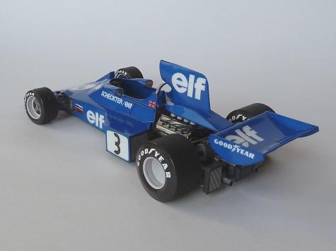Tyrrell 007 (1974; Scheckter)