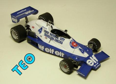 Tyrrell 008