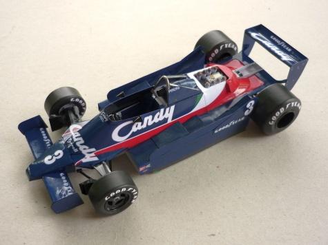 Tyrrell 009