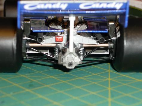 Tyrrell 011 - Michele Alboreto - Monako 82