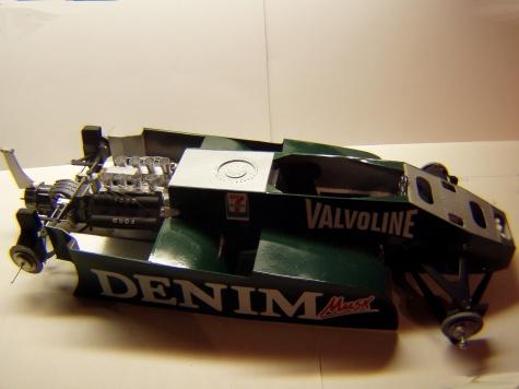 Tyrrell 011, 1982, M. Alboreto, Las Vegas