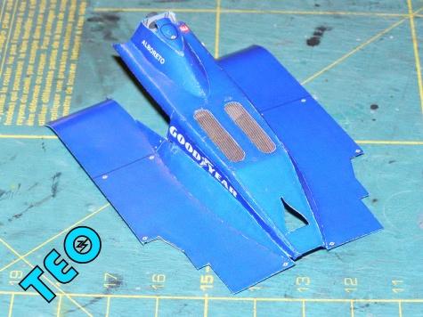 Tyrrell 011