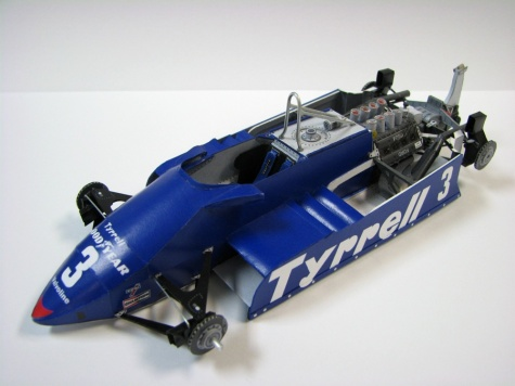 Tyrrell 011 GP USA 1982