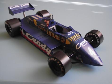 Tyrrell 011 Henton