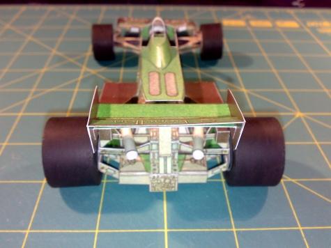 Tyrrell 011B, 1983