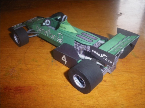 Tyrrell 011B