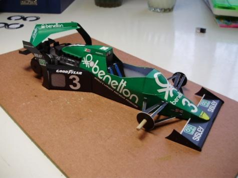 Tyrrell 012/1 - 1983