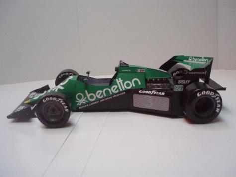Tyrrell 012/1 Train version