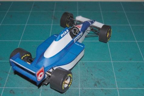 Tyrrell 018  1989-1990