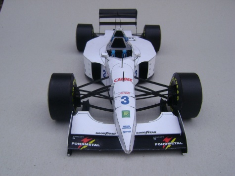 Tyrrell 022, 1994, U. Katayama