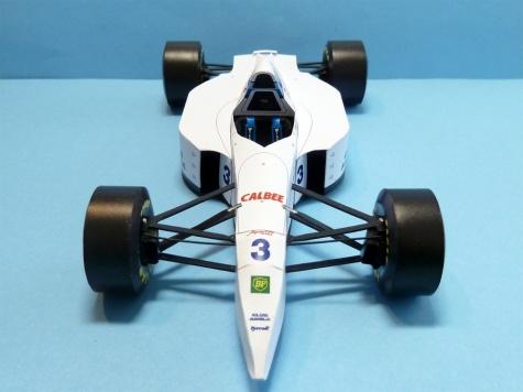 Tyrrell 022 U.Katayama