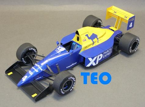 Tyrrell 018