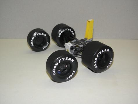 Tyrrell 018, 1989, J. Alesi, GP Německa