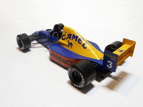 Tyrrell 018, VC Japonska´89