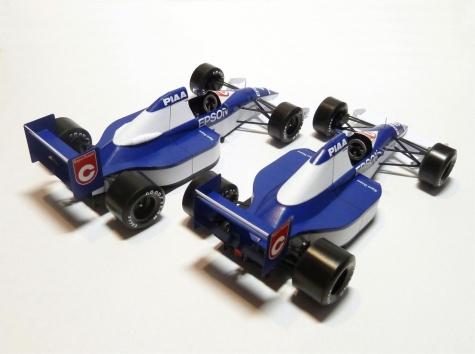 Tyrrell 018, VC USA ´90
