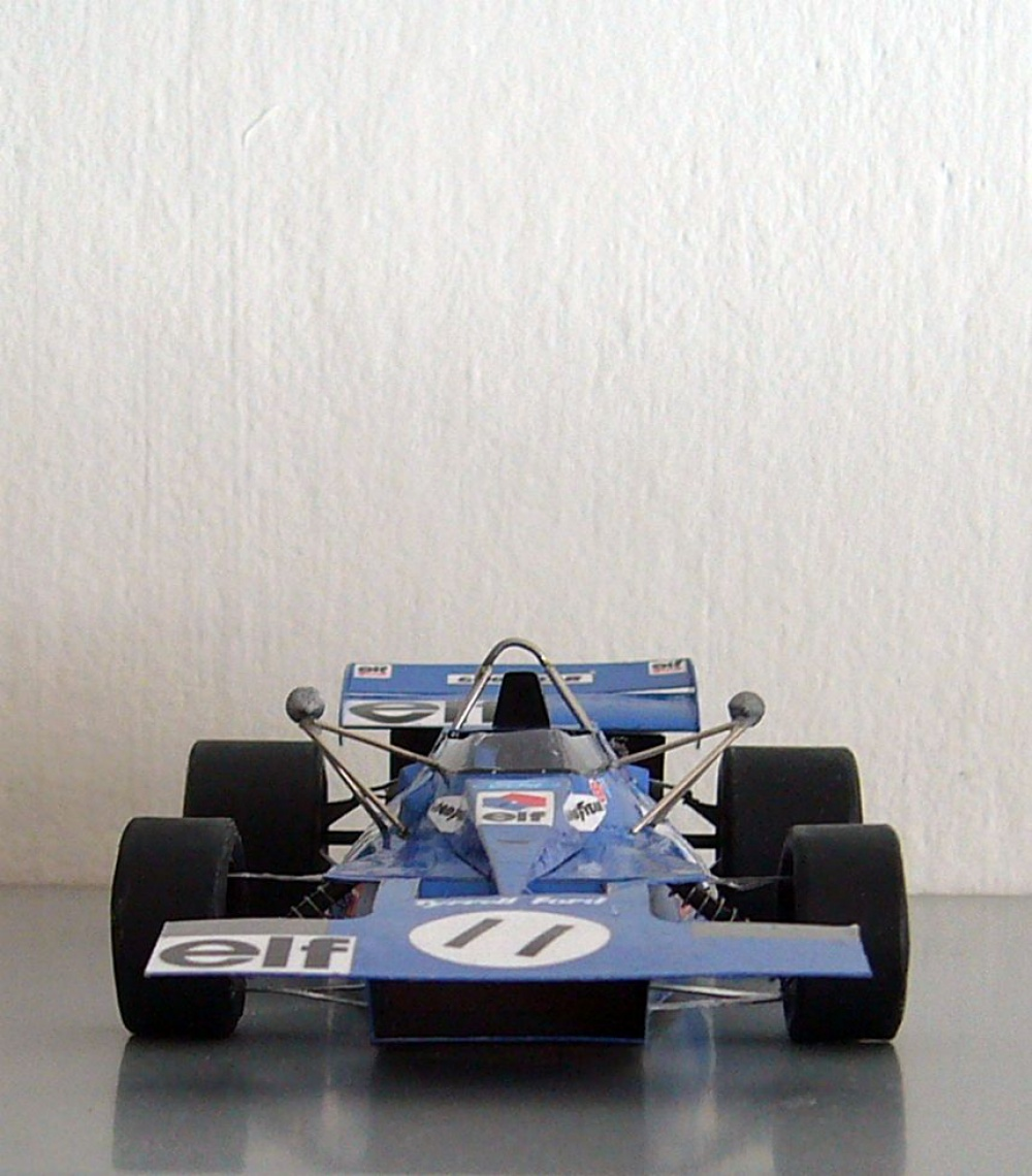 Tyrrell Ford 1971