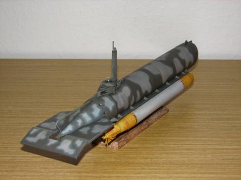 U-Boot Molch