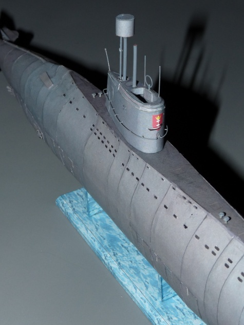 U-Boot typ XVII-B WALTER