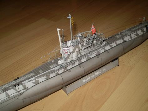 U Boot U VII a U IX