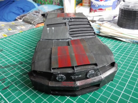 Ford Mustang GT - Death Race