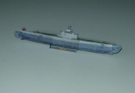 U 2536, typ XXi submarine