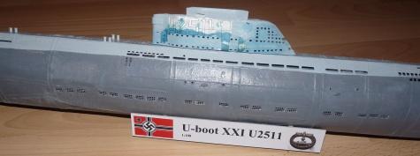 Uboot typ XXI