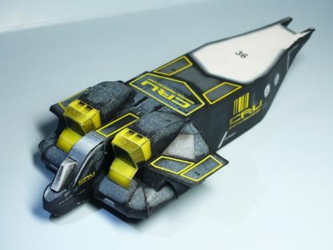 UD4 - LXR Cheynee utility dropship
