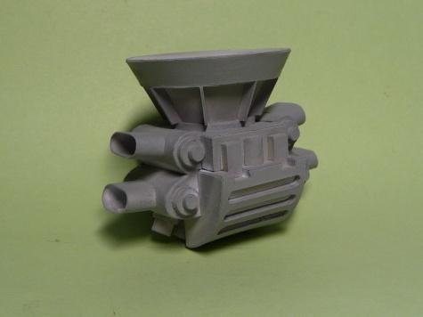 Ultramarines Dreadnought Mk. V