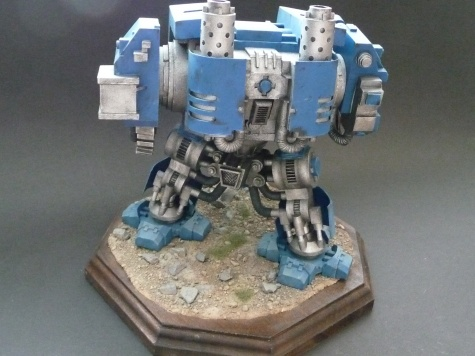 Ultramarines Dreadnought Mk. V