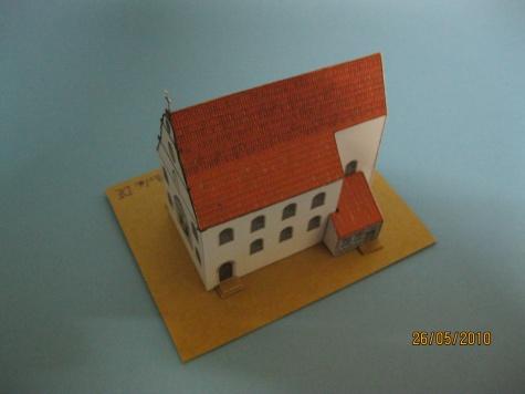 Univerzitní malý kostel sv. Pavla