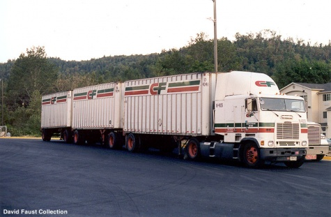US Road Train