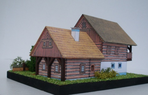 Usedlost ze severních Čech
