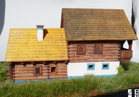 Usedlost ze severních Čech - 4me