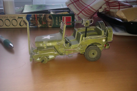 US Jeep Willys