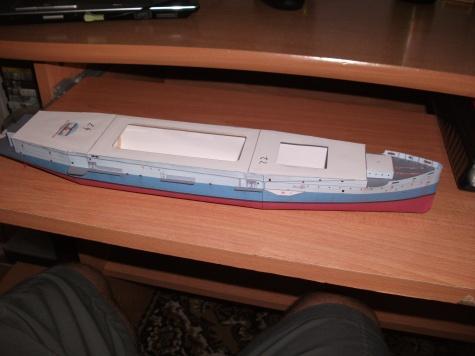 USS Anzio CVE-57