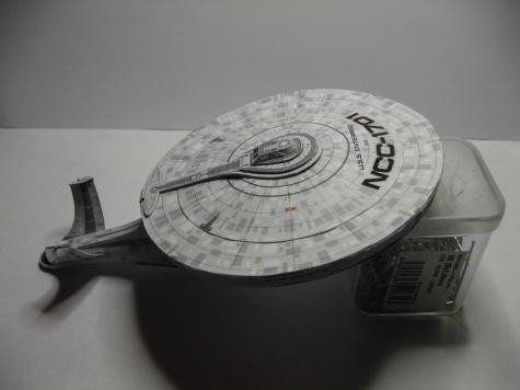 USS Enterprise NCC - 1701