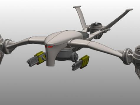 USS SULACO    1: 320