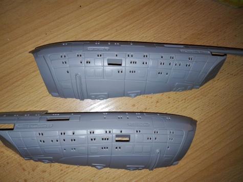 U.S.S. VOYAGER (Star Trek) Revell