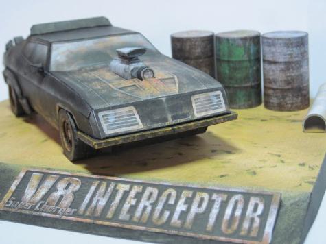 V8 Super Charger Interceptor 2