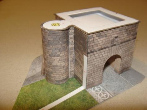 Valdická brána v Jičíně