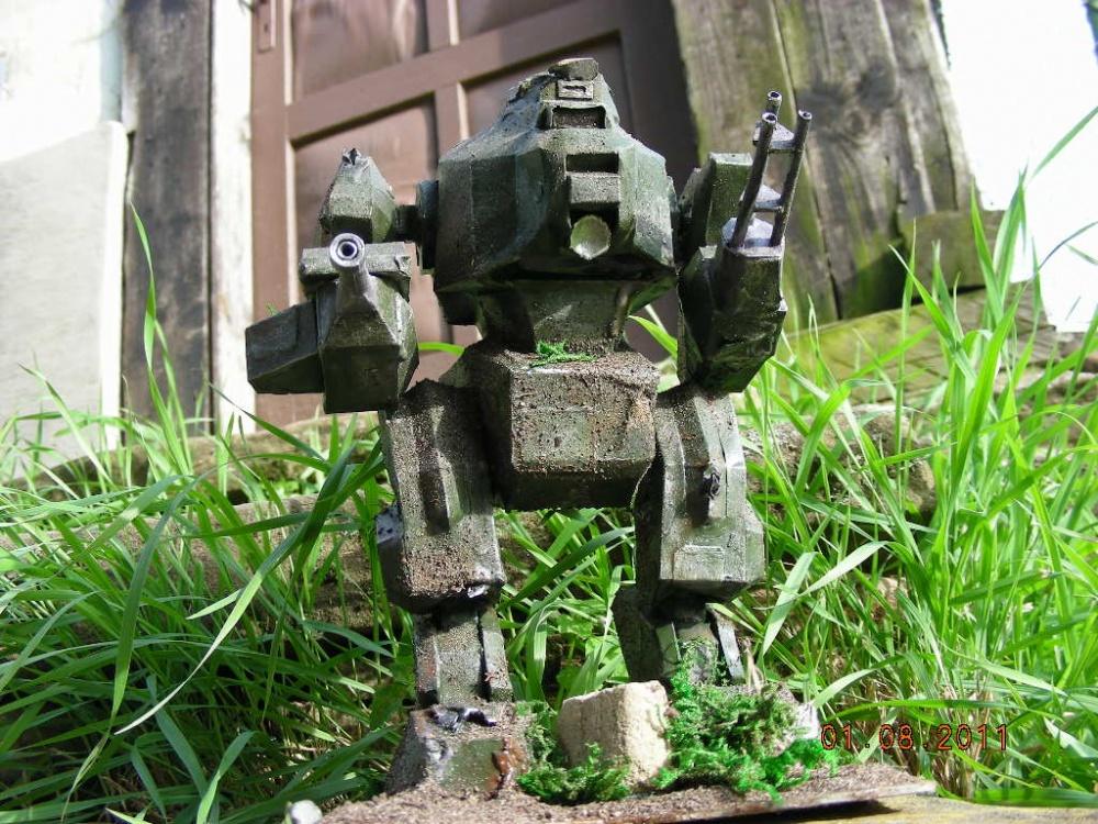 valecny robot