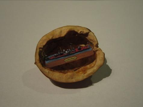 Vánoční ořech 2012