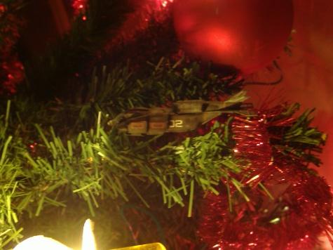 vánoční překvápko