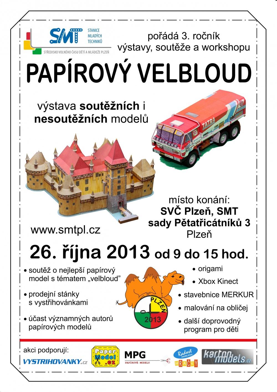 Velbloud 2013