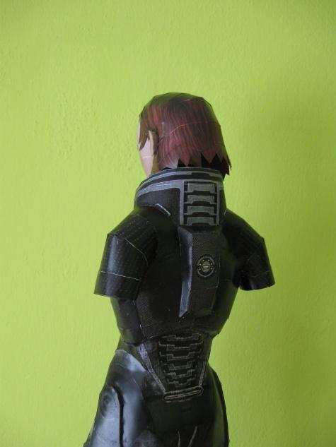Velitelka Shepardová