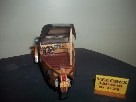 Velorex 350 ccm